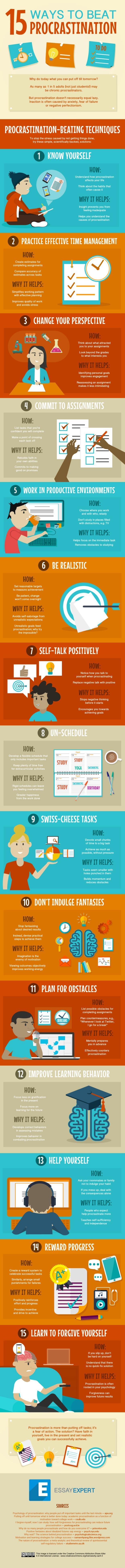 1417534655-15-ways-overcome-procrastination-get-stuff-done-infographic