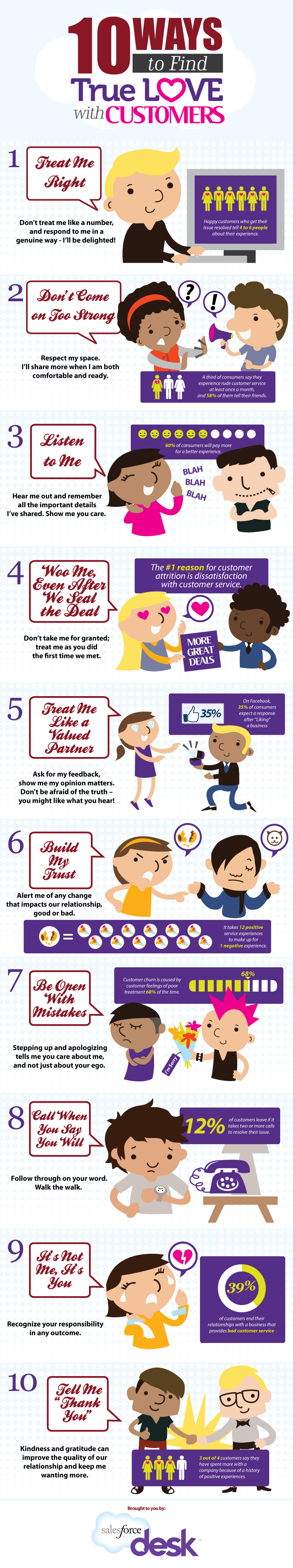 10 ways to find true love True love only comes and by the way, i find colombian accents an article is not to dispute with the 10 reasons why you should not marry a.
